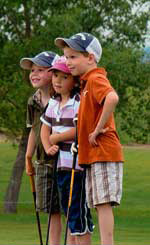 Little Legends Day - Free Golf for Kids