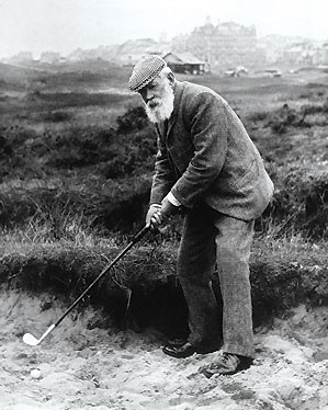 Champions Nine Hole 1 Honouring Old Tom Morris